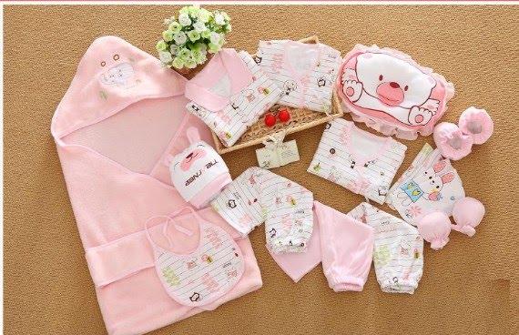 Set đồ cute cho bé gái
