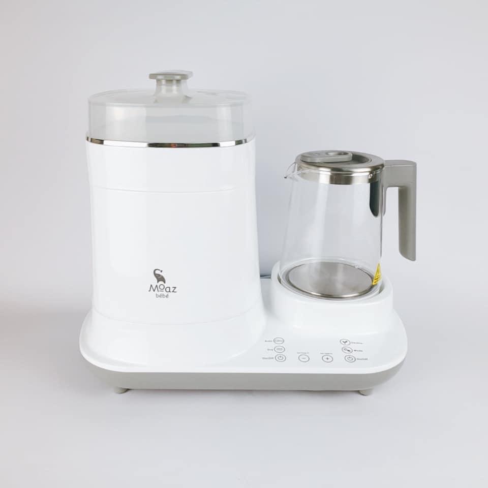 Máy đun nước tiệt trùng sấy khô Moaz Bebe MB018. Flash sale 5% - 15%